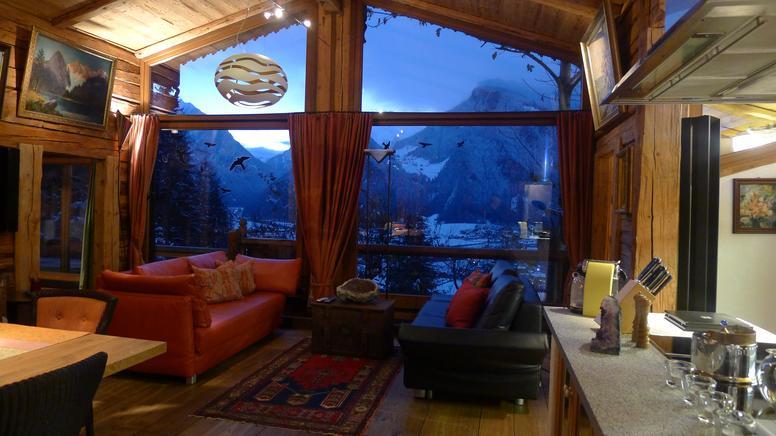 Zillertal Ferienhaus für 6 Personen in Mayrhofen in Tirol