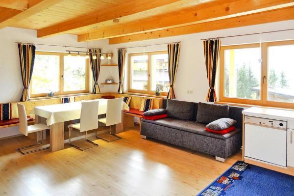 Zillertal Ferienhaus für 8 Personen mit Hund in Zell am Ziller